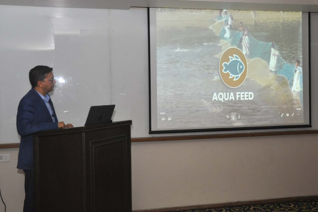 Nouriture by Anmol Feeds set to usher socio-economic growth for the fishing communities of Surat