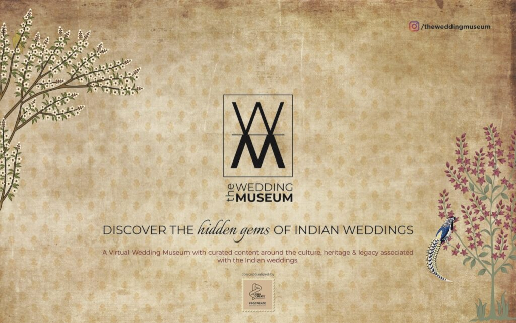 """Lockdown opens the door to a whole new virtual world with """"The Wedding Museum"""""""