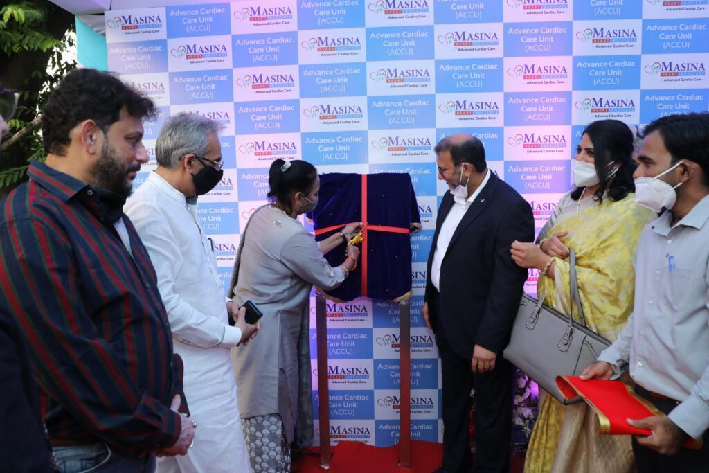 Masina Heart Institute introduces India's first Portable ICU for Heart Patients Amidst COVID-19