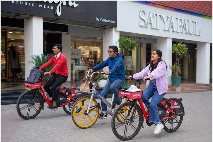 SmartBike Launches Its Electric and NextGen Bikes in Chennai