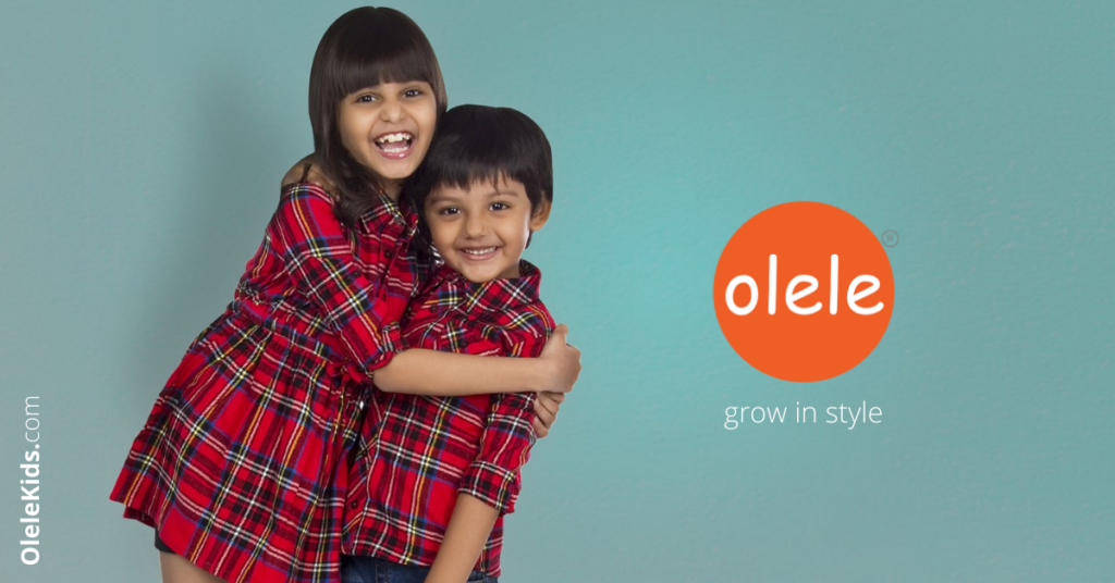 God Makes Them (Kids) Cute and Olele® Grows Them in Style!