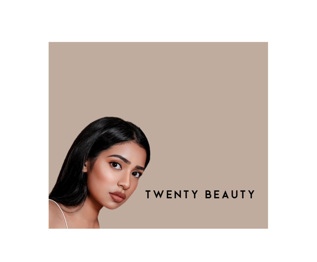 TWENTY BEAUTY, A BRAND THAT CONNECTS BEAUTY AND AURA