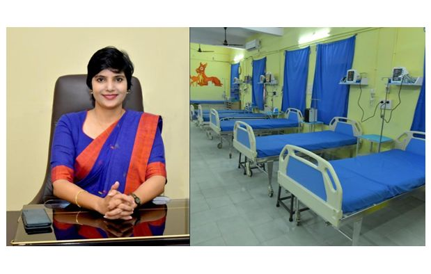 Blending innovation in governance, an Bureaucrat in Telangana Initiates Mask-making Jobs and 10 Bed ICU; Shortlisted for PM Award