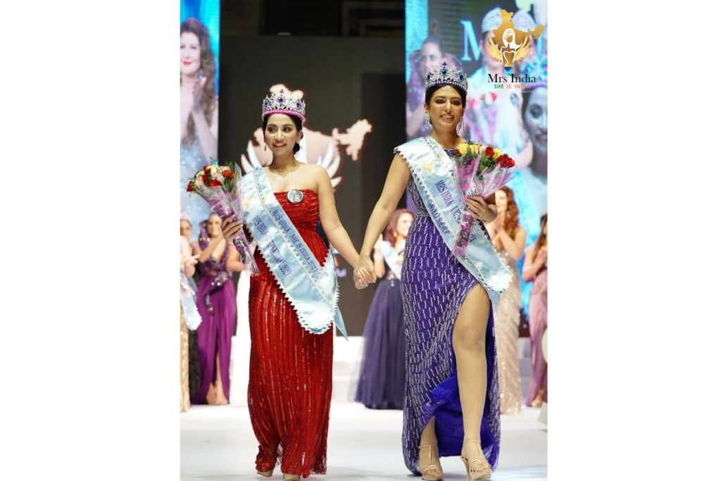 The New Mrs. India- She Is India Queens Have Claimed Their Crown!