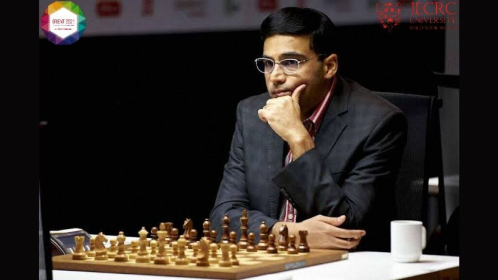 Reaction to Failure and Perception of Success Are Crucial Elements for Students to Understand: Chess Grandmaster Vishwanathan Anand