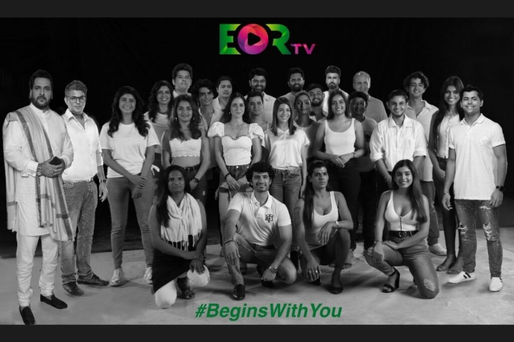 EORTV Aims For a Changed Society with Their Anthem – BeginsWithYou