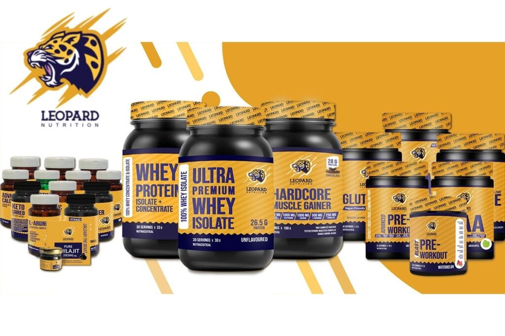 Leopard Nutrition Is Offering Special Discounts in This Festive Season for All the Fitness Enthusiasts